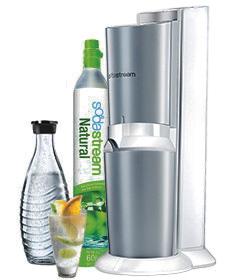 SodaStream Cyrstal Wassersprudler